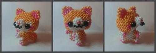 Orange kitten by Baran9606