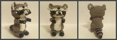 Raccoon by Baran9606