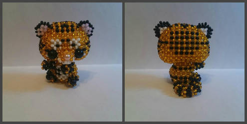 Cute Tiger by Baran9606