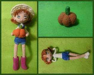 Farmer Girl by Baran9606
