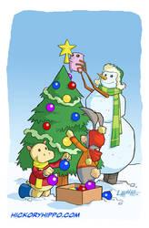 Happy Holidays 2014 by stratosmacca