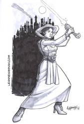Jedi Poppins by stratosmacca