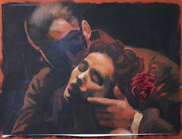 Phantom of the Opera by hentaikittyprincess