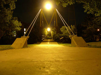 University of Minnesota Bridge by Goatscar
