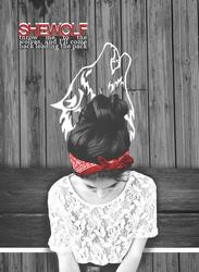 She Wolf by LittlemissTutu