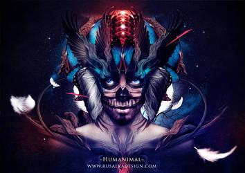 Humanimal by RusalkaD