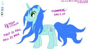 [Pony OC] Keep by FlameRat-YehLon