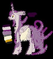 [Request] Apex the Alicorn by FlameRat-YehLon