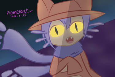 Niko by FlameRat-YehLon