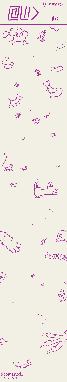 [Comic] At Wild Do #17 by FlameRat-YehLon