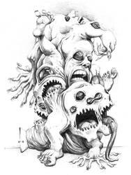 closet monster by dragorien