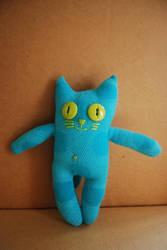 Pocket Cat by dragorien
