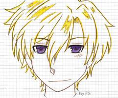 Sketch:Tamaki by Viodino
