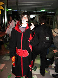 Itachi cosplay by MajinJakke