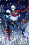 UNDERTALE - Cool Dude Papyrus by Hellknight10