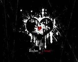 Broken Heart by Hellknight10
