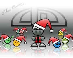 Merry Christmas, DA by Hellknight10