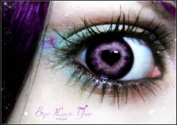 Eye Love You by Hellknight10
