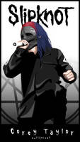 Corey Taylor by Hellknight10