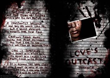 Love's Outcast by Hellknight10