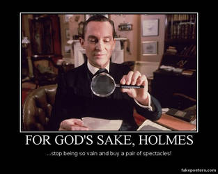 Sherlock Needs Glasses by Chaosfive-55