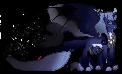Headcanon: Queen Luna by AkumaJDragon