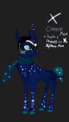 Next Gen: Crimson Moon by QueenSolitaire