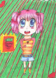 HBD Pluvias by maitha-girl