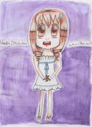 HBD Gorenute by maitha-girl