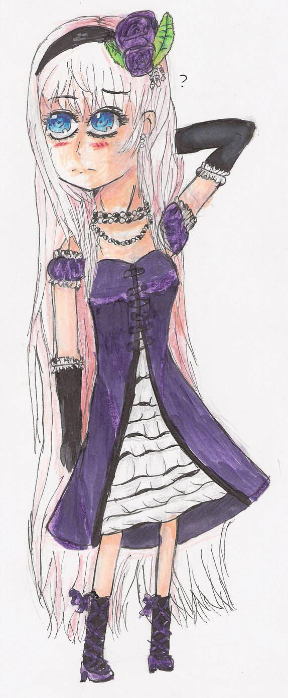 Drawing by maitha-girl