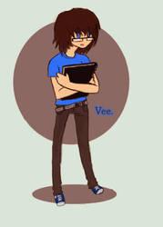 Vee. by VeeHeathArt