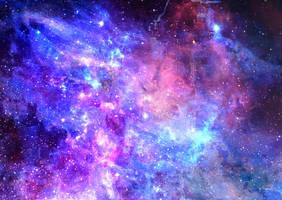 Galaxy Beyond by KihOskh714