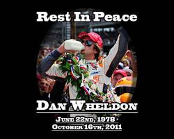 R.I.P. Dan Wheldon by rmac107