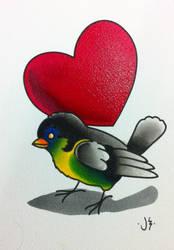 Love Bird by jshockyall