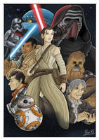 Star Wars Episodio VII by Pepowned