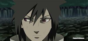 Sasuke by ziajaSnk