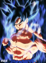 Goku Limit Breaker - Leaked by ziajaSnk