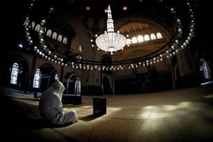 Worshiping by altammam