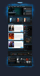 Orizon - The Gaming Template WP version by Bigioh