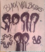 Black Veil Brides by AllyRyde