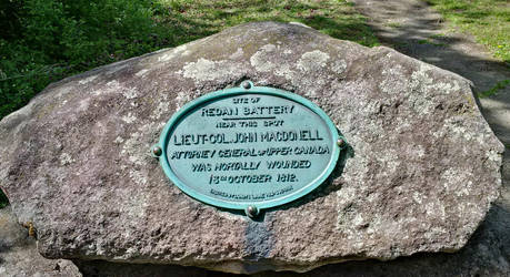 Redan Battery - Lt Colonel John MacDonell by ironicgiant