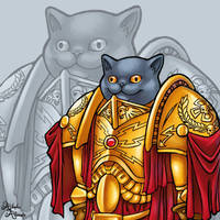 Kitten's True Form! by AdeptusAdamaris