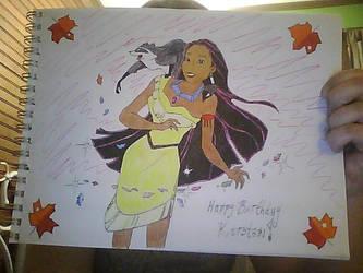 Pocahontas complete by TooHoo