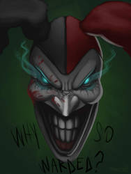 Why so warded? by Dectroh