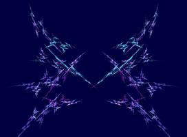 Abstract Orderism Fractal VIII by GStolyarovII