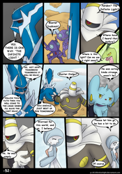 PMD explorers of space page 52 by JCBrokenLight