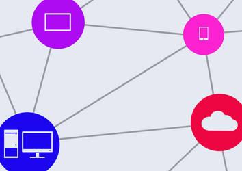 OpenTalk 2013 - Web Libero e Open Source - Sfondo by LinuxBird
