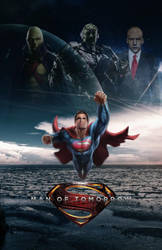 Man Of Tomorrow by Asthonx1