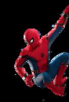 Spider-Man - Transparent by Asthonx1