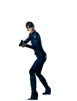 Maria Hill - Transparent by Asthonx1